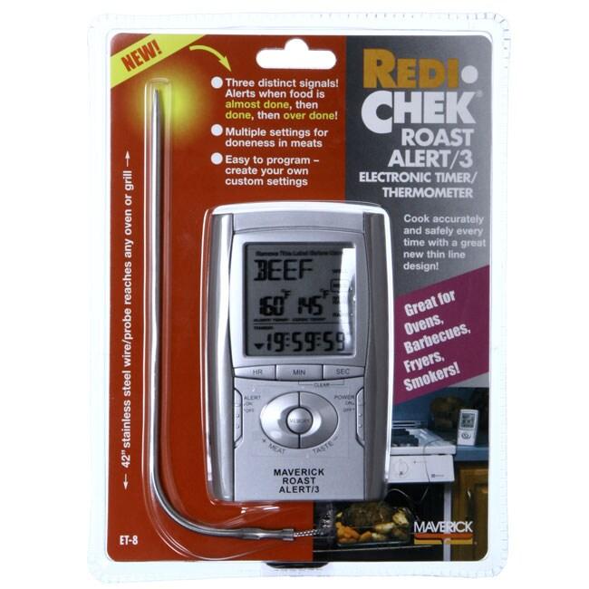 Maverick Single Probe Roast Alert Thermometer