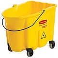 Rubbermaid Commercial 35 Quart Yellow Mop Bucket