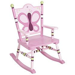 Sugar Plum Rocker