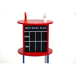 All Star Revolving Bookcase