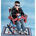 Fly Boy Airplane Rocking Chair