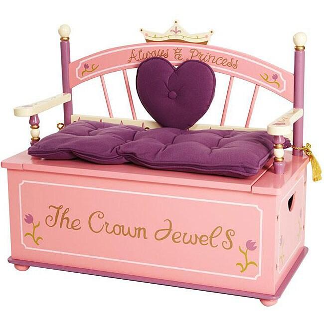 Princess Storage Bench Seat