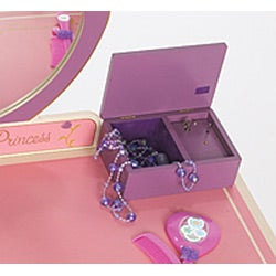 Princess Vanity Table And Chair Set 12349587 Shopping Big