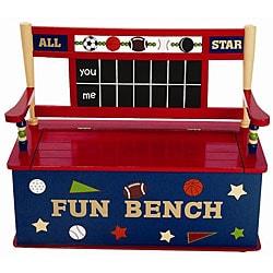All Star Sports Storage Bench