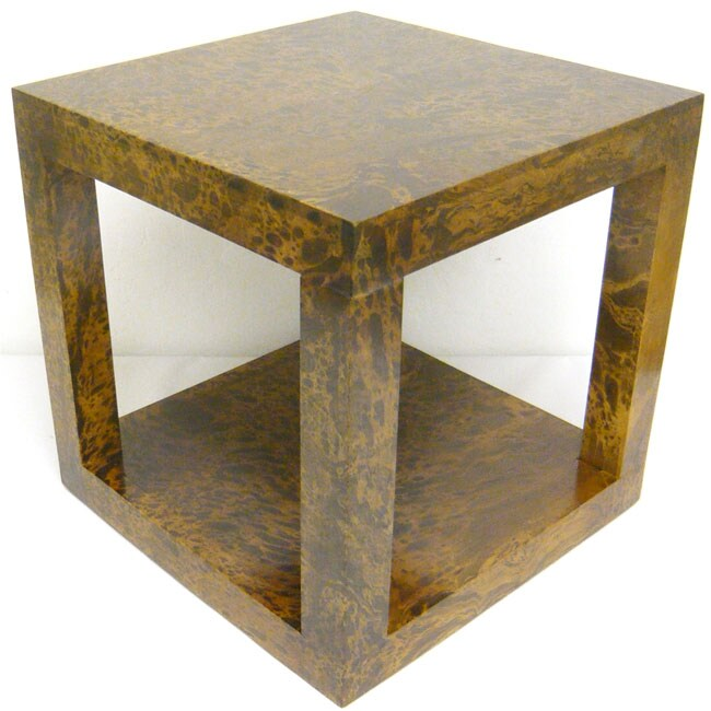 Mango Wood Cube Accent Table Thailand 12350080 Shopping Top Rated Coffee