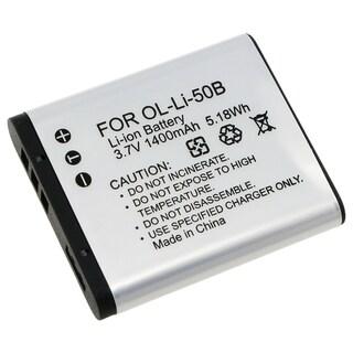 Battery Pack 238944 for Olympus LI-50B (Pack of 2)