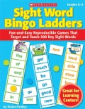 Sight Word Bingo Ladders (Paperback)