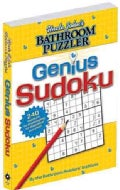 Uncle John's Bathroom Puzzler Genius Sudoku (Paperback)