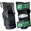 1200D Nylon Outerskin MBS Pro Wrist Guards with Velcro Strap (Size M)