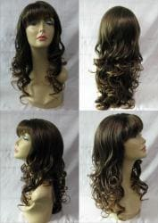 Merrylight Premium Quality Light Ash Brown Fashion-style Wig