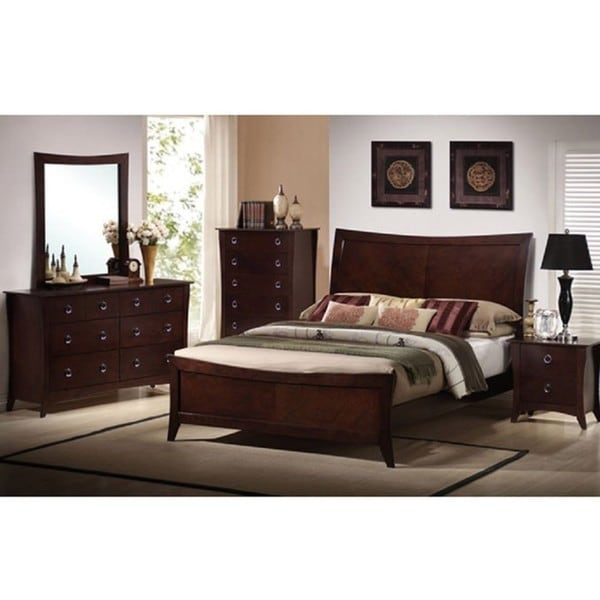 the ariel garden 5 piece bedroom furniture set 12351979 overstock