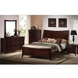 The Ariel Garden 5-piece Bedroom Furniture Set