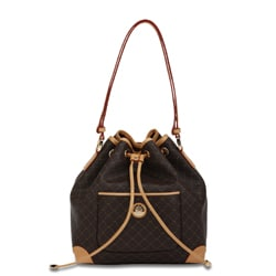 Rioni Signature Shoulder Drawstring Bag