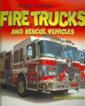 Fire Trucks and Rescue Vehicles (Paperback)