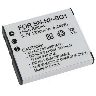 Sony NP-BG1/ NP-FG1 Cybershot Camera Battery (Pack of 2)
