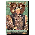Wilbur Pierce 'Henry VIII Dating Service' Giclee Canvas Art