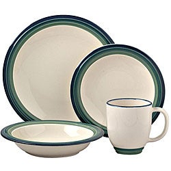 Pfaltzgraff 'Ocean Breeze' 16-piece Dinnerware Set (Service for 4)