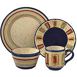 Pfaltzgraff Sedona 48-piece Dinnerware Set