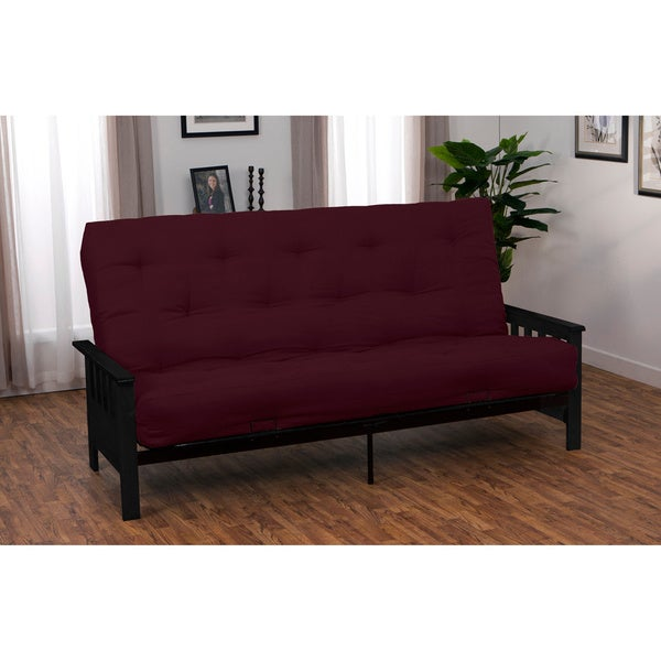Provo Queen size Mission style Inner Spring Mattress Futon