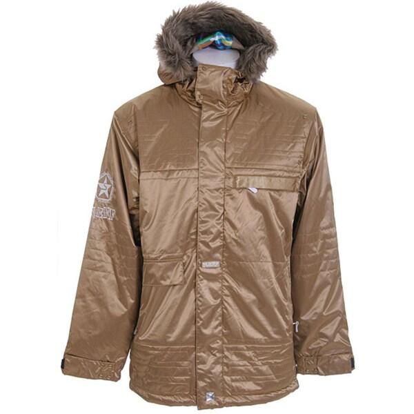 Sessions Neff Print Men's Goldy Snowboard Jacket