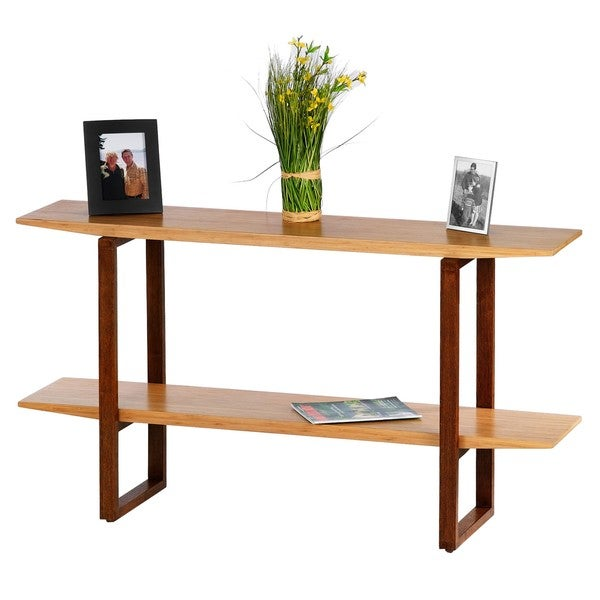Breeze Bamboo Console Table