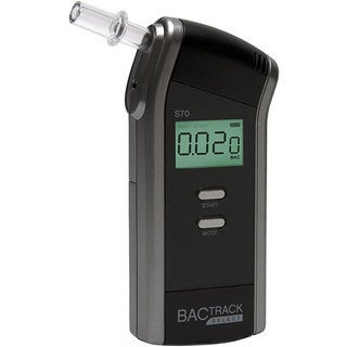 BacTrack S70 Select Digital Flowcheck Breathalyzer