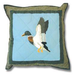 Mallard Throw Pillows (Set of 2)
