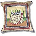 Gone Fishing Throw Pillows (Set of 2)
