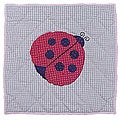 Ladybug 16-inch Throw Pillows (Set of 2)