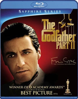 The Godfather Part II (Sapphire Series) (Blu-ray Disc)