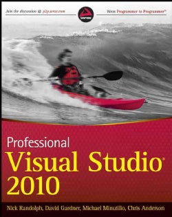 Professional Visual Studio 2010 (Paperback)