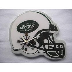 New York Jets Helmet Clock