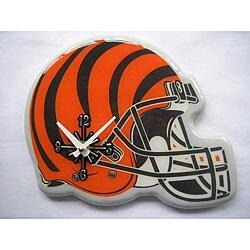 Cincinnati Bengals Helmet Clock