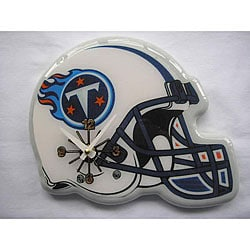 Collectible Memorabilia Tennessee Titans Football Helmet Clock