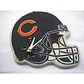 Chicago Bears Helmet Clock