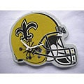 New Orleans Saints Helmet Clock