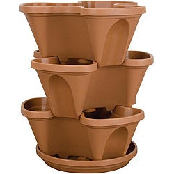 Akro-Mils 14-quart Mini Stack-A-Pot
