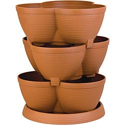 Akro-Mils 30-quart Medium Stack-A-Pot