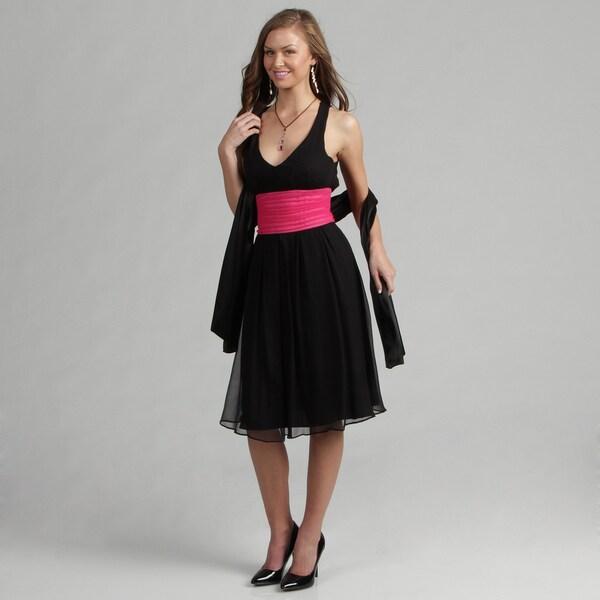 Aspeed Women's Black Formal Dress