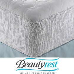 Beautyrest 100-percent Cotton Mattress Pads (Pack of 4)