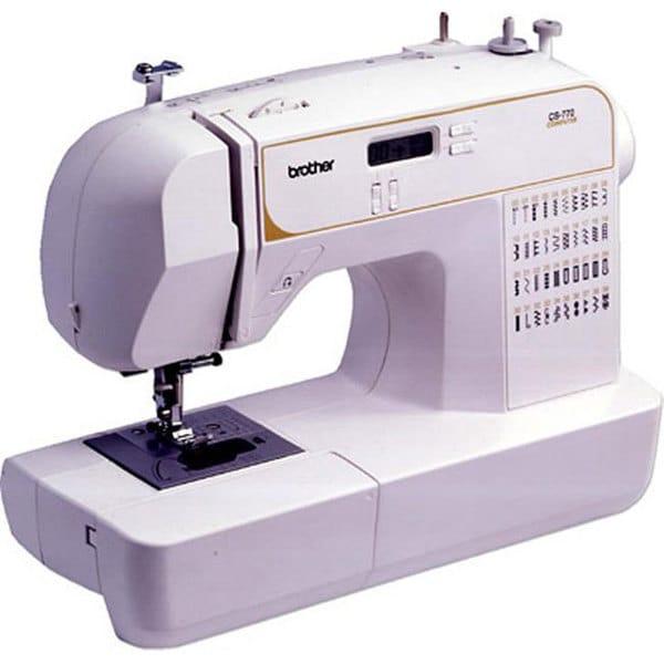 sewing machine computerized sc6600