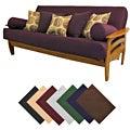 Premium Full-size Upholstery Grade Twill Futon Cover