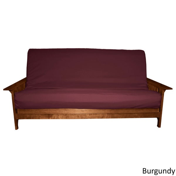 Premium Full-size Upholstery Grade Twill Futon Cover