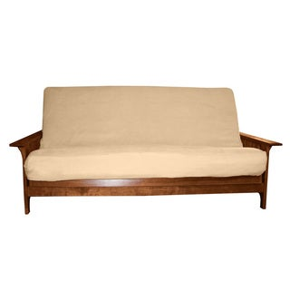Ultima Queen-size Microfiber Soft Suede or Twill Futon Cover