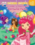 Strawberry Shortcake's Costume Party (Paperback)