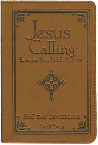 Jesus Calling: Enjoying Peace in His Presence (Paperback)