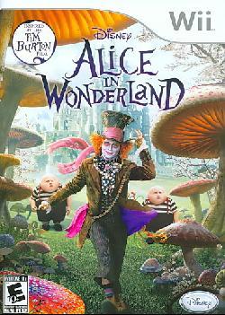 Wii - Alice in Wonderland: The Movie