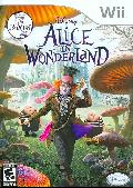 Wii - Alice in Wonderland: The Movie