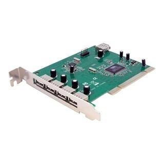 StarTech.com 7 Port PCI USB Card Adapter