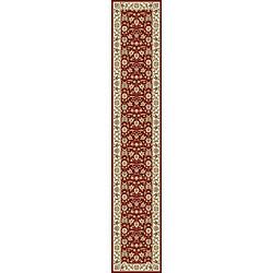 Safavieh Lyndhurst Oriental Burgundy/ Ivory Runner (2'3 x 16')